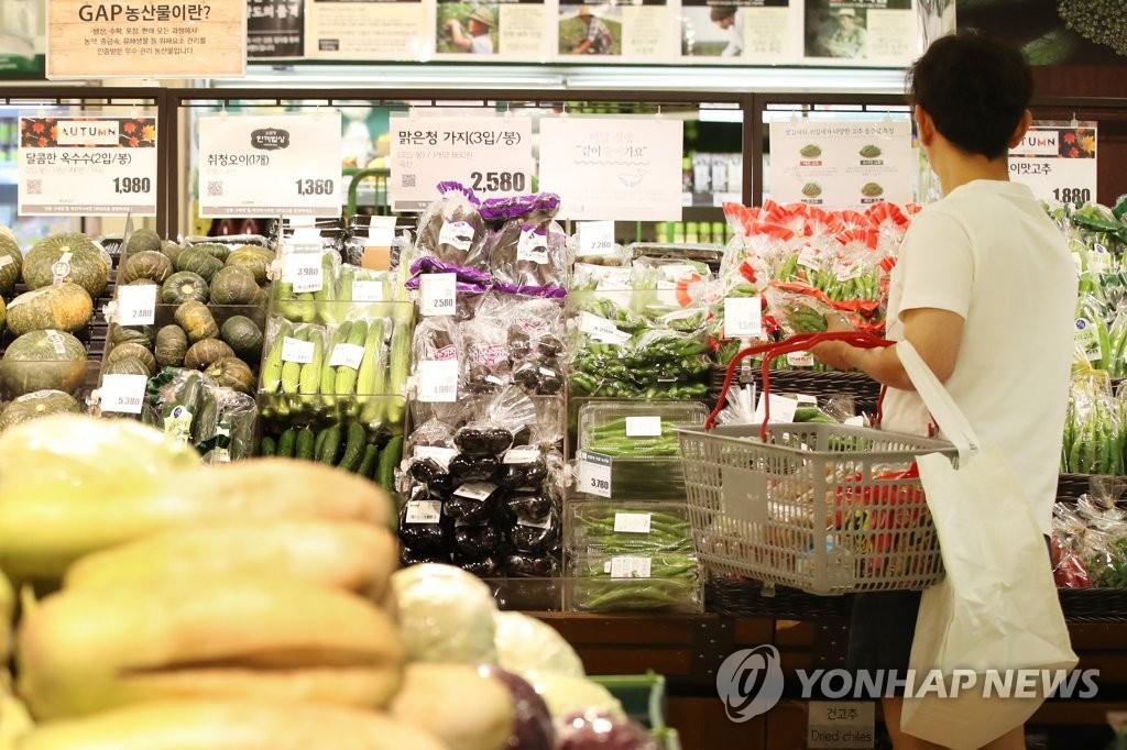 詳訊:韓10月CPI同比零增長