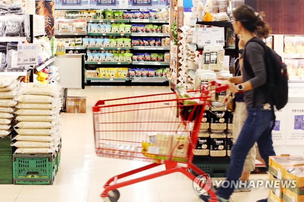 簡訊:韓10月CPI同比零增長