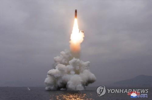 簡訊:韓聯參稱朝鮮發射不明飛行器