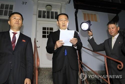 詳訊:朝鮮稱有意與美磋商但需拿出根本解法