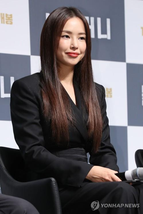 演員李哈妮