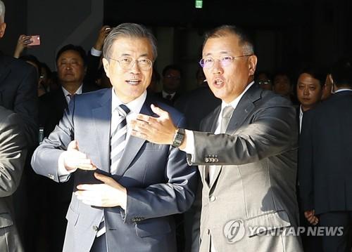 """文在寅今將發表""""韓版新政""""綜合規劃"""