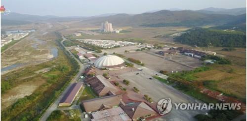 詳訊:朝鮮暫緩拆除金剛山內韓方設施嚴防新冠病毒流入