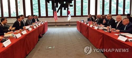 韓美防衛費分擔談判拉近分歧