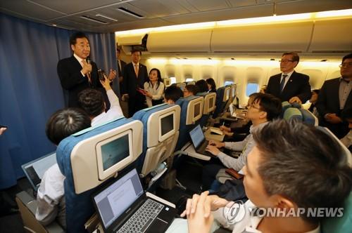 韓總理:日本財經界強調韓日經濟合作重要性