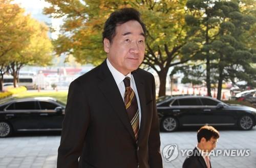 李洛淵成南韓在任時間最長總理