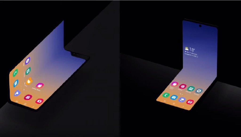 三星或明年2月推翻蓋折疊屏手機