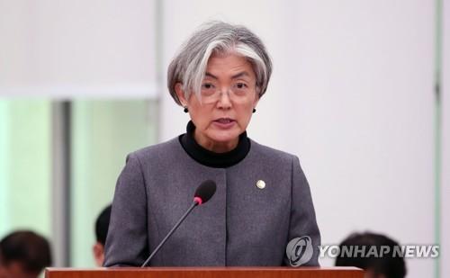韓外長:文在寅致函日首相表會晤意願