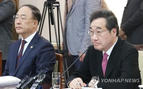 韓總理:韓中正在共同應對霧霾天氣