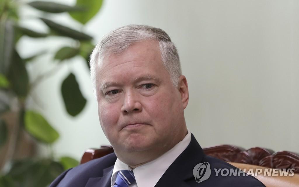 消息:美國對朝代表比根月內將訪韓