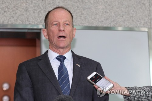 美國務助卿史迪威高度評價韓日領導人對話