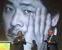韓名導樸讚鬱榮獲挪威南方電影節名譽獎