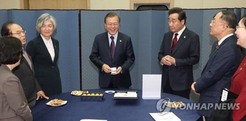 南韓政府開會檢查韓-東盟峰會籌備情況