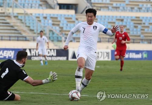 世預賽南韓客場0比0戰平黎巴嫩
