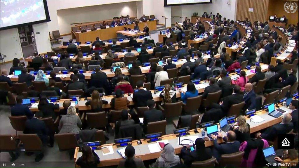 朝鮮強烈抗議聯合國推進涉朝人權決議案