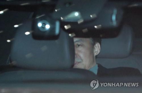 韓檢方結束調查前法務部長案 或下周提起公訴