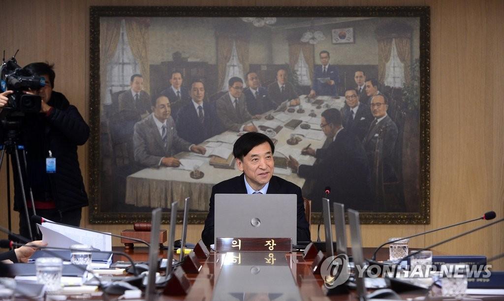 南韓央行下調2019年經濟增長預期至2%
