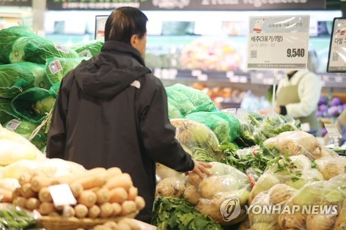 詳訊:韓2019年全年CPI同比上漲0.4%