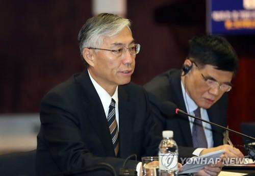 南韓全經聯舉辦中國大使邀請座談會