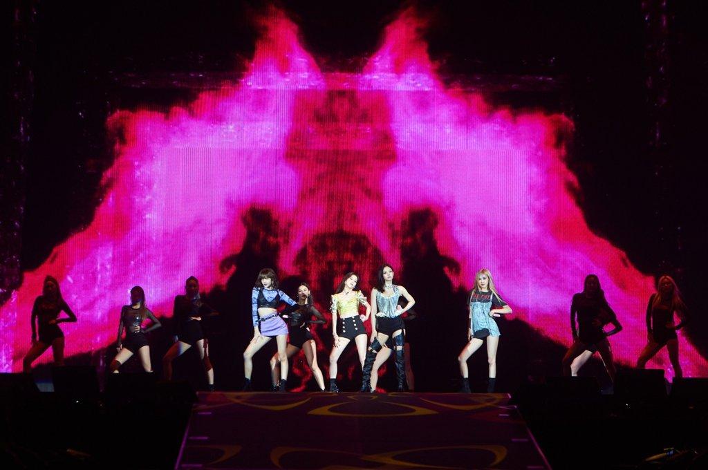 BLACKPINK東京巨蛋演唱會