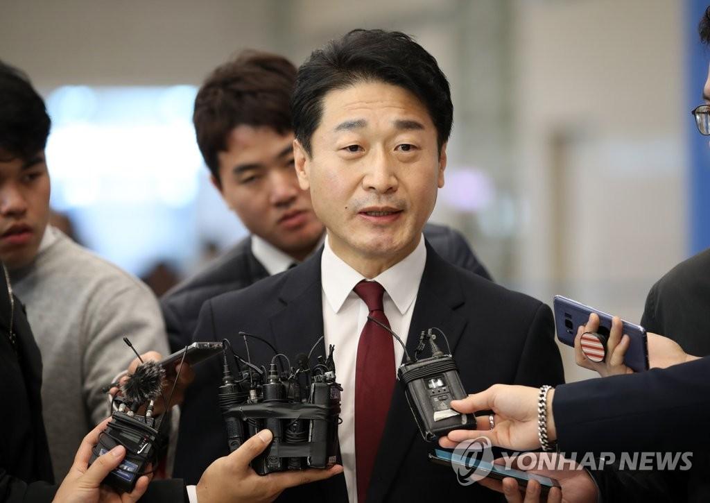 韓方代表結束韓日司局級經貿對話籌備會回國