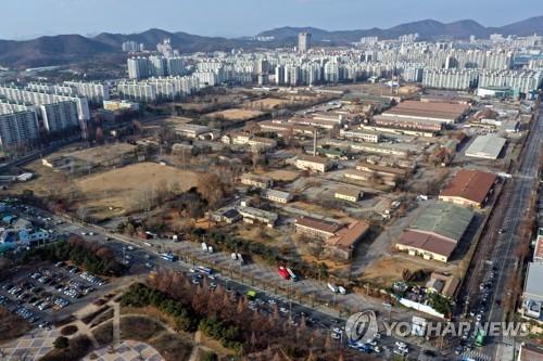 詳訊:南韓收回4處美軍駐韓基地