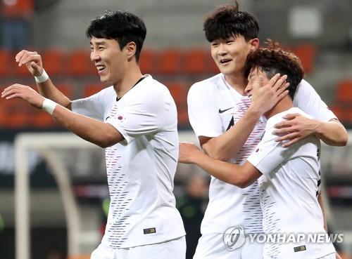 東亞杯南韓男足迎開門紅