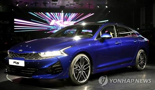 起亞第三代K5在韓上市