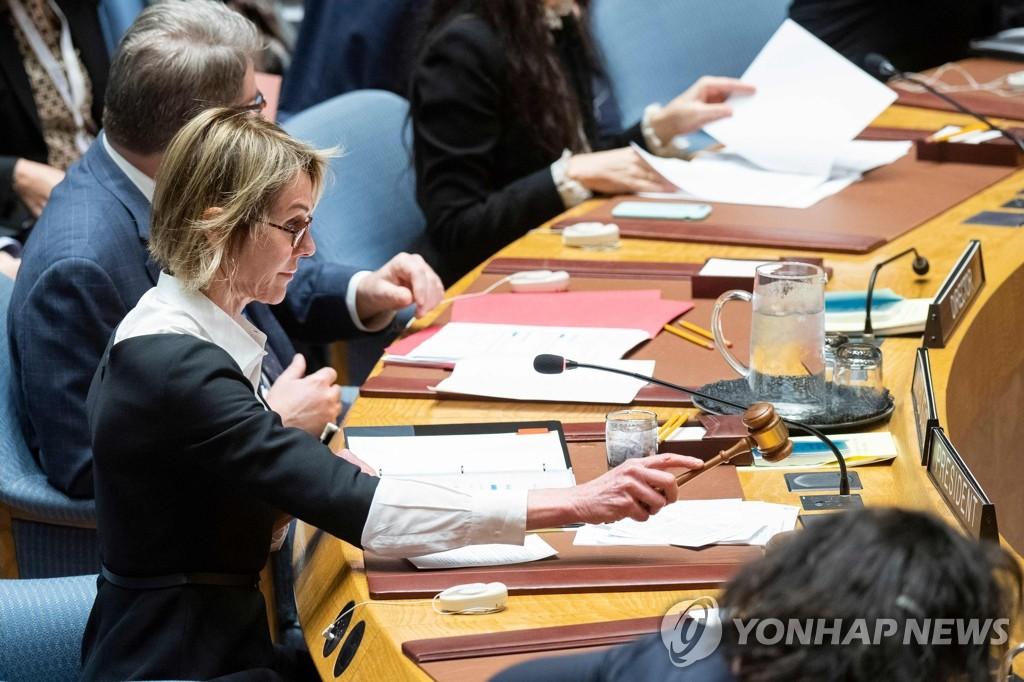簡訊:朝鮮譴責美召集安理會暗示或重返強硬路線
