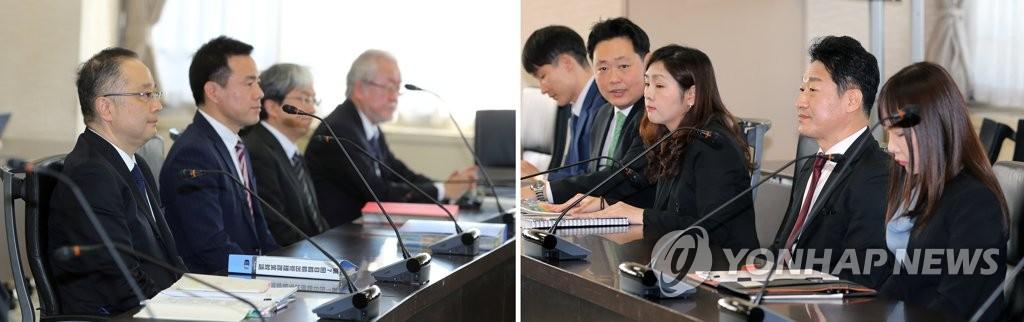 韓日下月舉行出口管理政策對話會