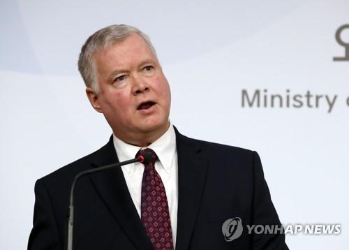 美國副國務卿比根明訪韓