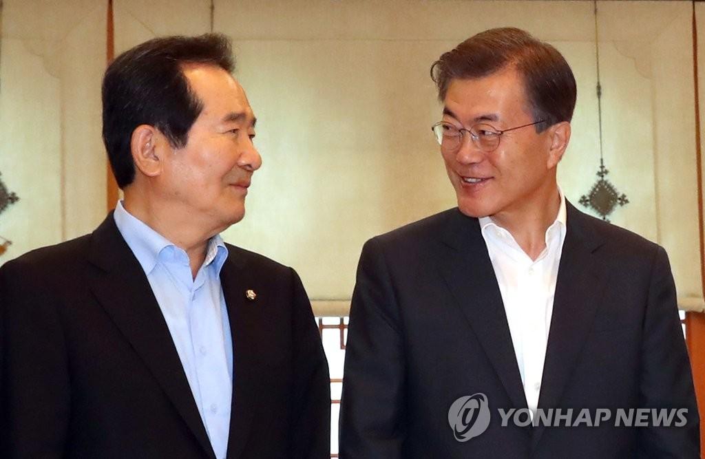 詳訊:南韓前國會議長丁世均獲國務總理提名