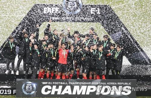 南韓國足最新FIFA排名保持第40