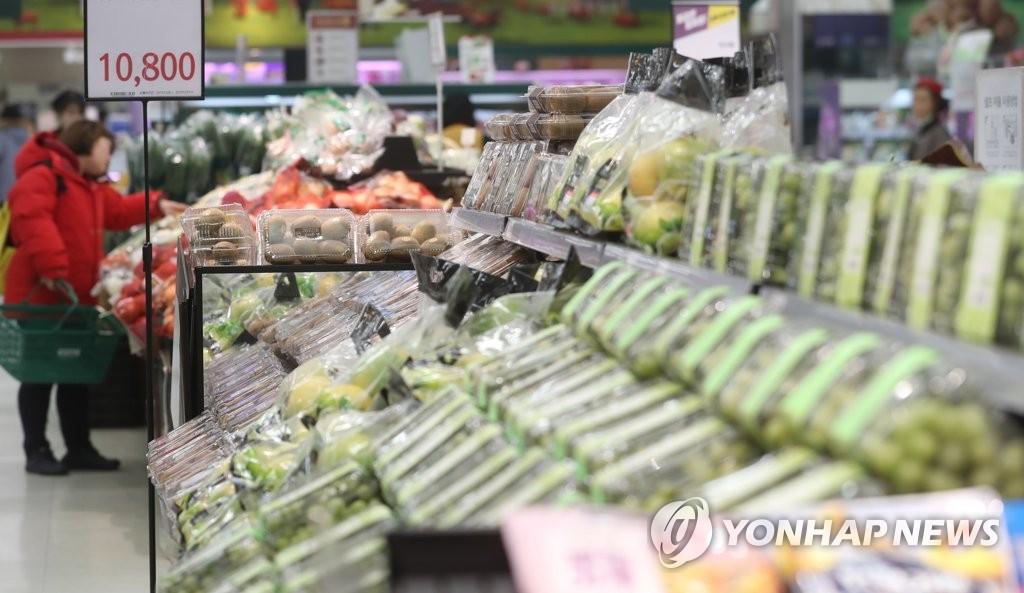 詳訊:韓1月CPI同比上漲1.5%