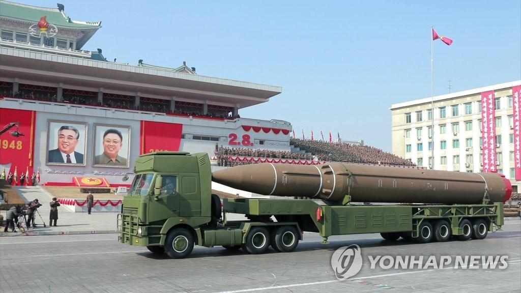 消息:朝鮮為建黨75週年閱兵做最後準備