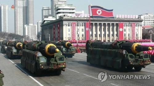 """朝鮮發行""""火星-15""""號洲際彈道導彈紀念幣"""