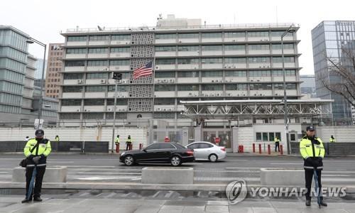 詳訊:美國駐韓大使館明起暫停辦理簽證