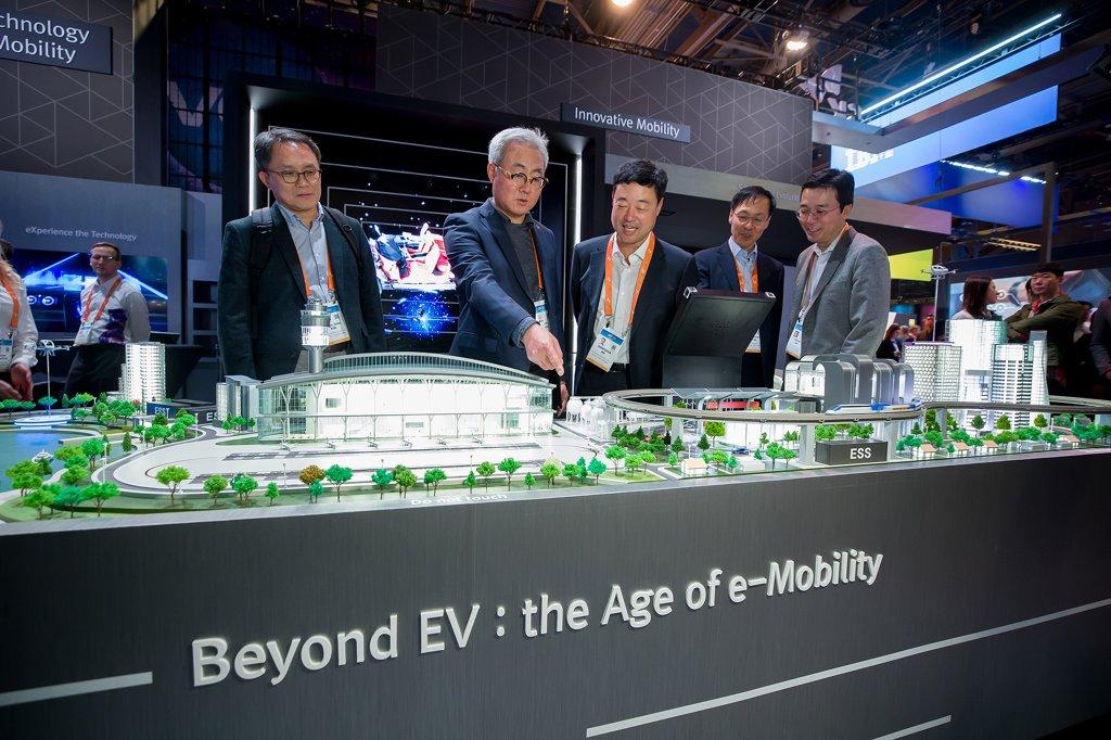 SK創新將在美投建第二家汽車電池廠