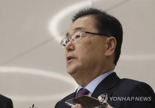 韓青瓦臺重申朝鮮內部無異常動靜