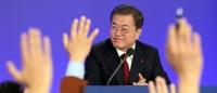 簡訊:文在寅強調中國在解決朝核問題上的作用