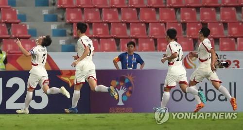 朝鮮缺席2022年U23亞洲盃和女足亞洲盃
