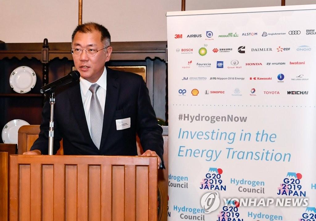 現代汽車加快氫能技術研發引領未來移動出行