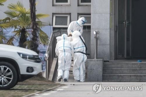 韓外交部向在華公民發佈武漢肺炎疫情消息