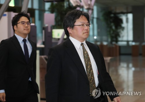 南韓外交部約見日本駐韓公使