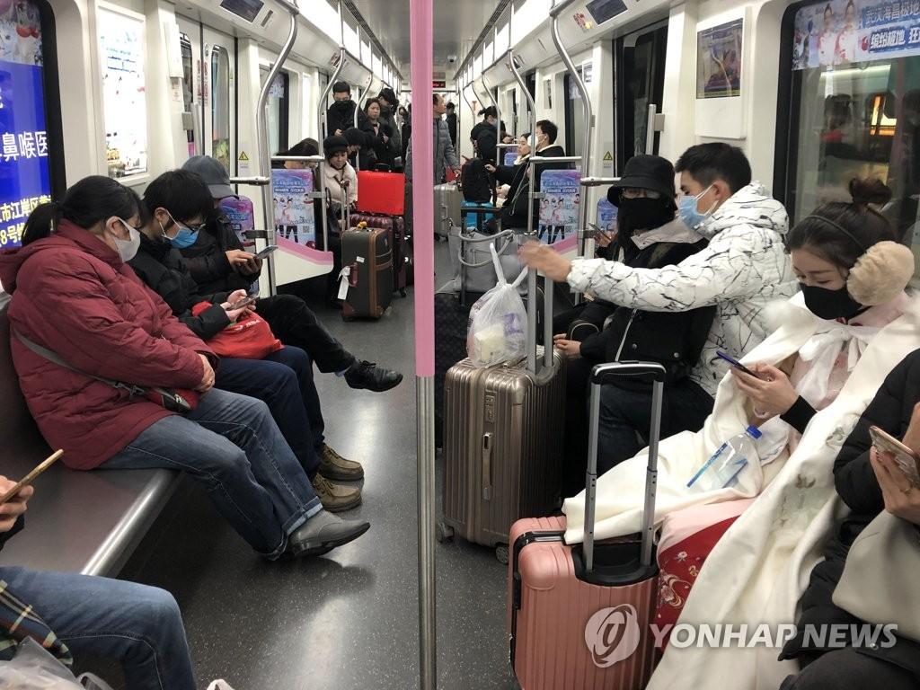 南韓發佈赴武漢旅遊安全預警