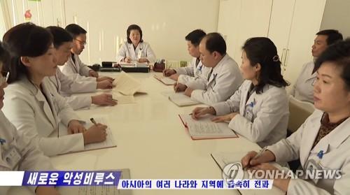 詳訊:朝鮮暫禁外國遊客入境防控新型冠狀病毒肺炎