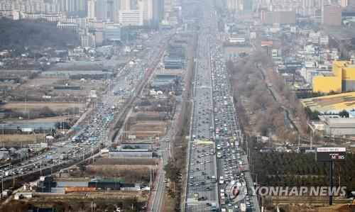 韓高速服務區明起禁堂食配合中秋防疫