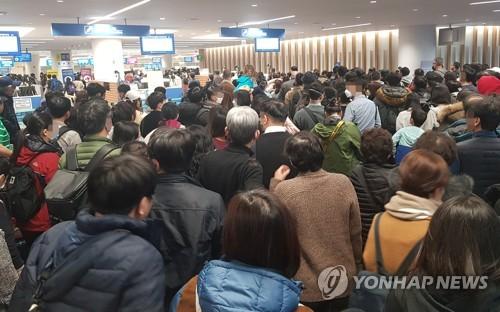 詳訊:南韓今起對13-26日從武漢入境者進行檢測