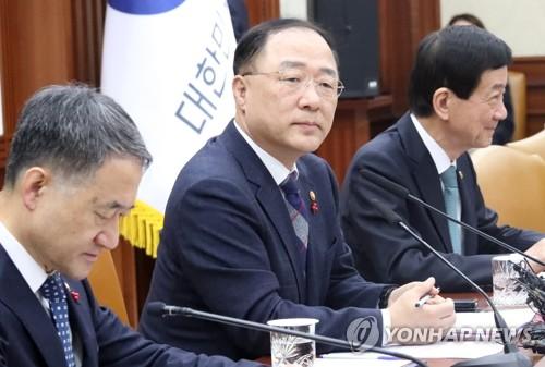 韓財長:將迅速執行防疫預算應對新型肺炎疫情