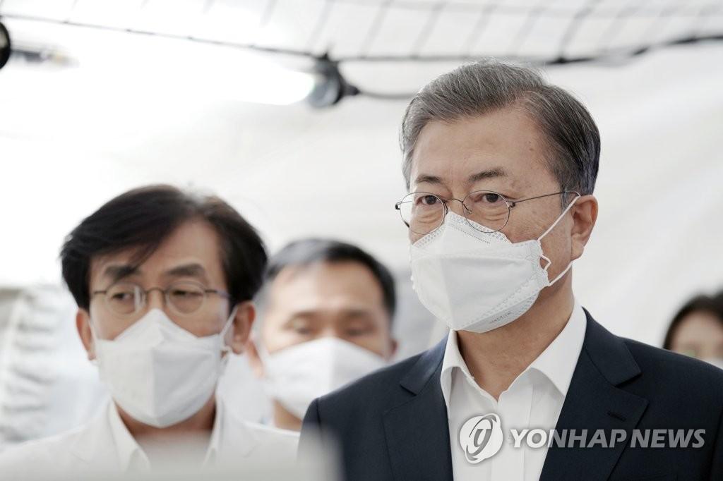 詳訊:文在寅致函習近平表示願協助中國防控新型肺炎